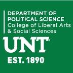 UNT Department of Political Science