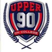 Upper 90 on College