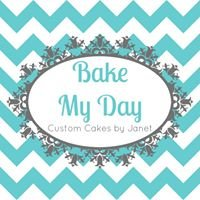 Bake My Day Custom Cakes by Janet