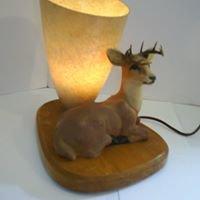 AJ's Garage Atomic Lamps