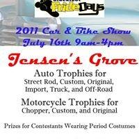 Blackfoot Pride Days Car and Bike Show