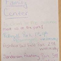 Cummington Family Center