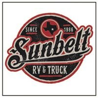 Sunbelt RV Center- New and Used Sales, Repairs, Service, Parts
