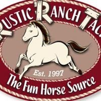 Rustic Ranch Tack - The Fun Horse Source