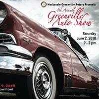 Greenville Auto Show - Greenville, Delaware 19807