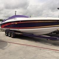 Cosmetic Boat Repair