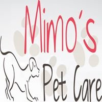 Mimo's Pet Care