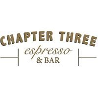 Chapter Three Espresso and Bar
