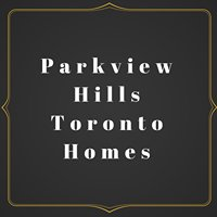 Parkview Hills Toronto Homes