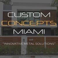 Custom Concepts Miami, Inc.