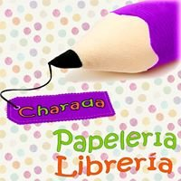 """Papelería - Librería """"Charada"""""""