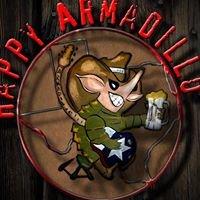 Happy Armadillo