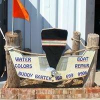 Watercolors Boat Repair / Randy's Boat Detail