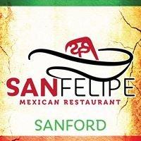 San Felipe Mexican Restaurants - NC Piedmont