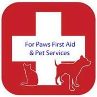 For Paws First Aid & Pet Services