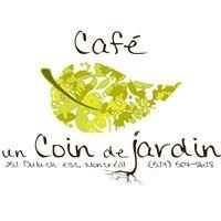 Café un Coin de Jardin