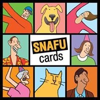 SNAFU Greeting Cards - www.SnafuCards.com