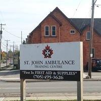 St. John Ambulance - North Bay