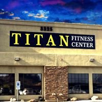 Titan Gym and Fitness Center, Lake Havasu