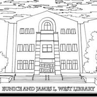 Eunice and James L. West Library