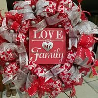 Wreaths Created by Angie