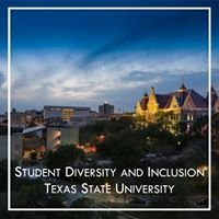 Texas State University - Office of Student Diversity and Inclusion
