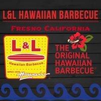 L & L Hawaiian BBQ Fresno CA