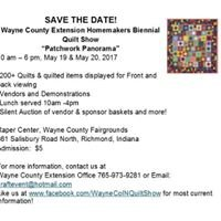 Wayne County Extension Homemakers Quilt Show