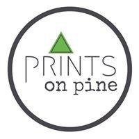 Prints On Pine