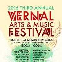 Vernal Arts & Music Festival