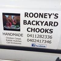 Rooney's Backyard Chooks