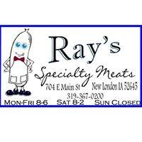 Ray's Specialty Meats-Meat Market