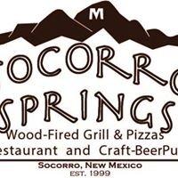 Socorro Springs Restaurant
