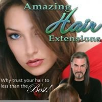 "Hair Extensions by Adrian the ""DreamWeaver"" (TM)"