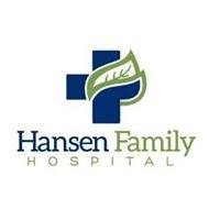Hansen Family Hospital