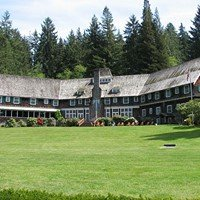 Lake Quinault Lodge, Olympic National Forest