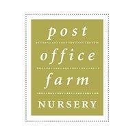 Post Office Farm Nursery