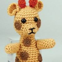 Little Critters Crochet Photo Props