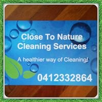 Close to Nature cleaning services