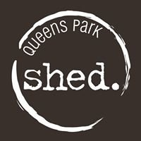 Queens Park Shed