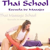 Escuela de Masajes - Thai Massage School