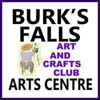 Burk's Falls Art and Crafts Club Arts Centre