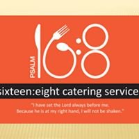 Psalm 16:8 Catering Services