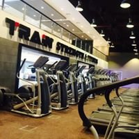 Train Strength & Fitness Dubai Gym
