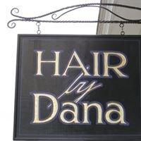 Hair by Dana Hughes