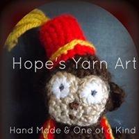 Hope's Yarn Art