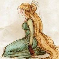Rapunzel Hair Design