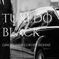 Tuxedo Black Limousine & Luxury Sedans