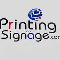 Printing and Signage