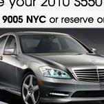 Luxury Ride NYC